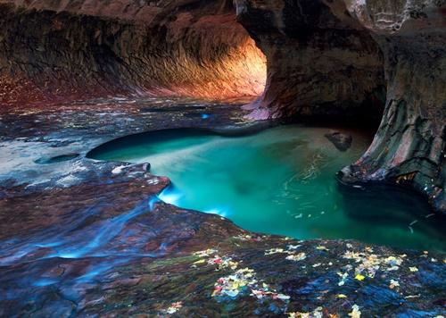 Chiêm ngưỡng 14 hồ bơi tự nhiên đẹp nhất thế giới - Ảnh 1