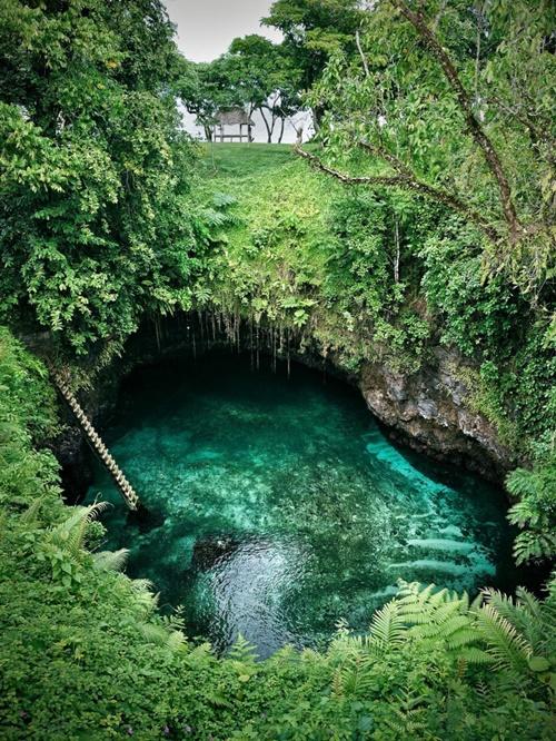 Chiêm ngưỡng 14 hồ bơi tự nhiên đẹp nhất thế giới - Ảnh 8