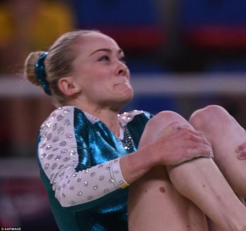 Những hình ảnh vui nhộn của các vận động viên tại Olympic Rio 2016 - Ảnh 9