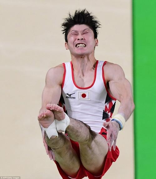 Những hình ảnh vui nhộn của các vận động viên tại Olympic Rio 2016 - Ảnh 11