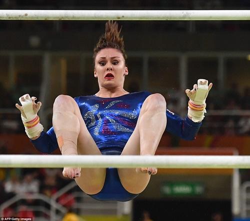 Những hình ảnh vui nhộn của các vận động viên tại Olympic Rio 2016 - Ảnh 4