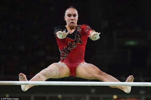 Những hình ảnh vui nhộn của các vận động viên tại Olympic Rio 2016 - Ảnh 5
