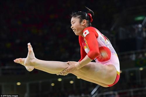 Những hình ảnh vui nhộn của các vận động viên tại Olympic Rio 2016 - Ảnh 6