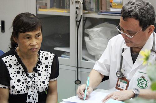 Phó giáo sư chia sẻ bí quyết thổi bay ung thư phổi giai đoạn muộn đã di căn - Ảnh 2