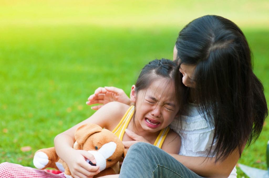 Cha mẹ nên xử trí thế nào khi con hay nói dối? - Ảnh 1