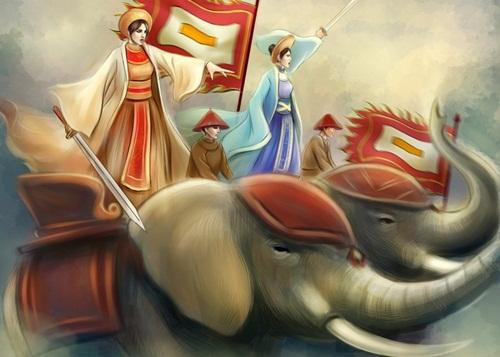 Nguồn gốc và ý nghĩa ngày Phụ nữ Việt Nam 20/10 - Ảnh 2