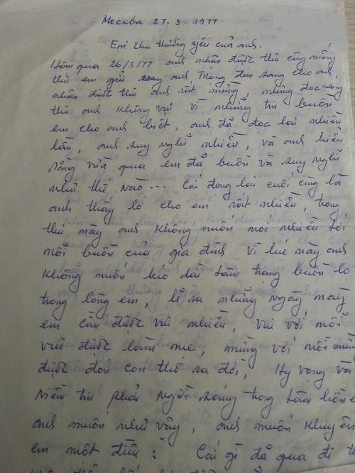 Chuyện tình xuyên thế kỷ: Lời yêu ướp hương trong những lá thư tay viết vội - Ảnh 2