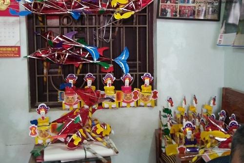Nghệ nhân làm đồ chơi Trung Thu: Không làm lại thấy thiếu thiếu - Ảnh 2