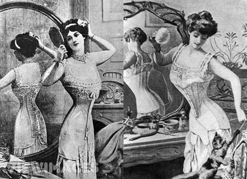 Những cách làm đẹp không ngờ của phụ nữ thời xưa - Ảnh 15