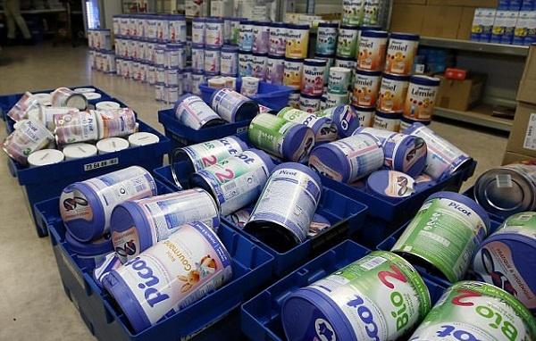 Cập nhật thêm 3 lô sữa Pháp nghi nhiễm khuẩn Salmonella Agona - Ảnh 1
