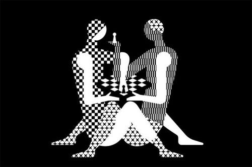 Đỏ mặt với biểu tượng mới của giải Vô địch cờ vua Thế giới - Ảnh 1