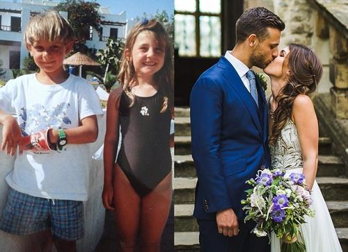 Mối duyên tình kì lạ của cặp vợ chồng mới cưới - Ảnh 1