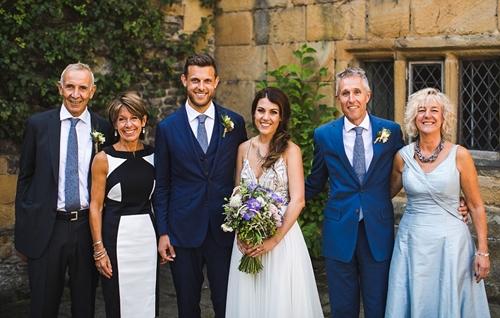 Mối duyên tình kì lạ của cặp vợ chồng mới cưới - Ảnh 5