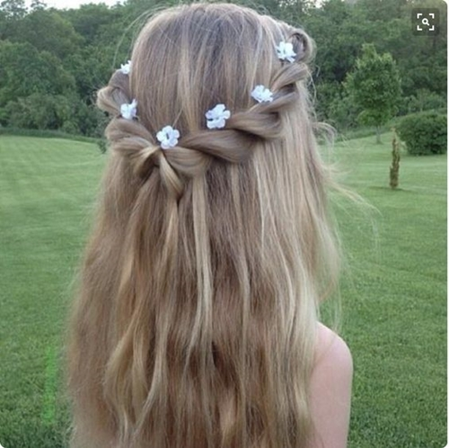 Những kiểu tóc tết đáng yêu cho bé gái đi chơi dịp tết Dương lịch 2018 - Ảnh 11