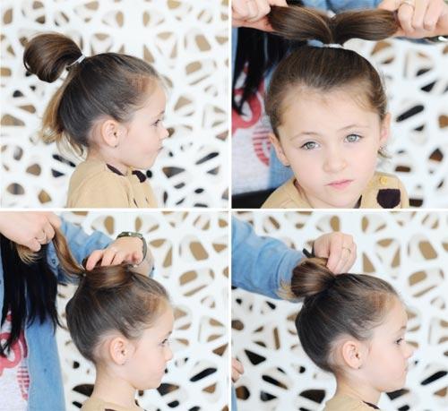 Những kiểu tóc tết đáng yêu cho bé gái đi chơi dịp tết Dương lịch 2018 - Ảnh 7