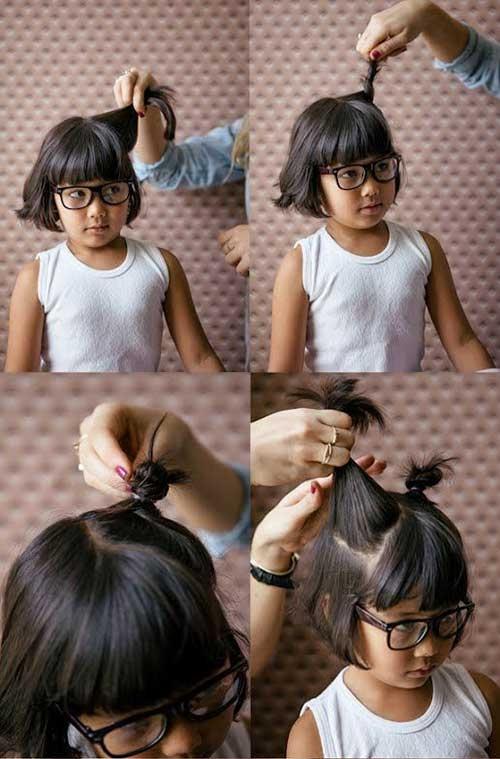 Những kiểu tóc tết đáng yêu cho bé gái đi chơi dịp tết Dương lịch 2018 - Ảnh 8