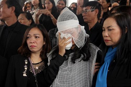 Lễ truy điệu và đưa tiễn phi công Nguyễn Thành Trung hy sinh tại Anh - Ảnh 6