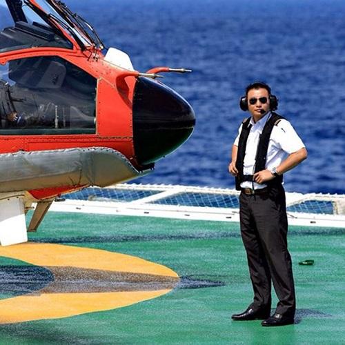 Lễ truy điệu và đưa tiễn phi công Nguyễn Thành Trung hy sinh tại Anh - Ảnh 2