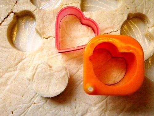 Trổ tài làm bánh quy bơ giòn tan thơm phức nhân ngày Valentine - Ảnh 8