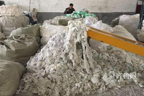 Xem cảnh nhà máy Trung Quốc tái chế bỉm bẩn thành bỉm sạch có thương hiệu - Ảnh 8