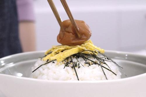 Cơm trà xanh mơ muối – Món ăn tinh tế thanh lọc tinh thần của người Nhật Bản - Ảnh 5