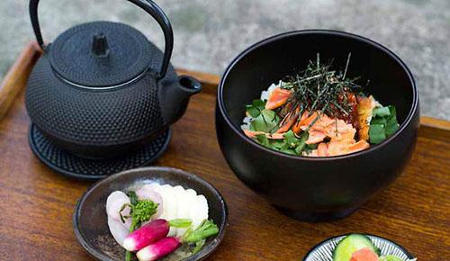 Cơm trà xanh mơ muối – Món ăn tinh tế thanh lọc tinh thần của người Nhật Bản - Ảnh 1