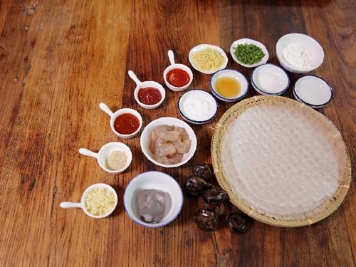 Cùng vào bếp làm món chả tôm cuốn kiểu Đài Loan giòn thơm ngon miệng - Ảnh 1