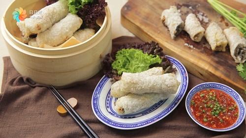 Cùng vào bếp làm món chả tôm cuốn kiểu Đài Loan giòn thơm ngon miệng - Ảnh 6