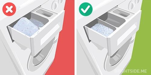 Những sai lầm phổ biến khi sử dụng máy giặt mà bạn nên biết - Ảnh 1