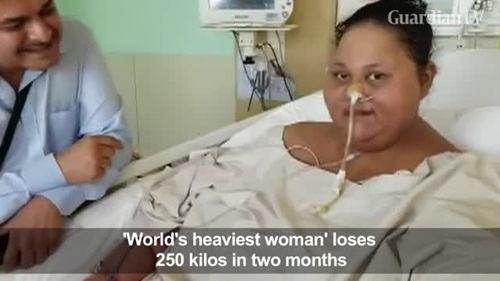 Người phụ nữ gây bất ngờ khi giảm 250kg sau 2 tháng - Ảnh 3