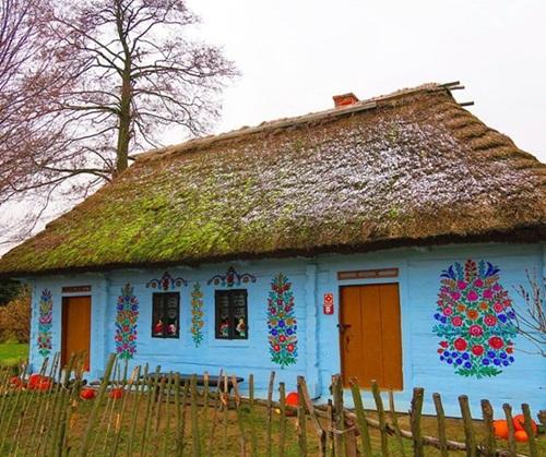 Chiêm ngưỡng ngôi làng làm say đắm lòng người - Ảnh 8