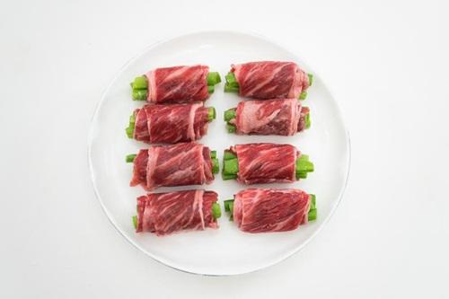 Bò cuốn đậu cô ve: Món ăn lạ miệng cho ngày nghỉ lễ 30/4 - Ảnh 5