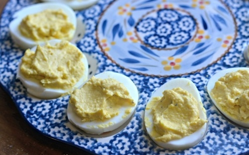Cách làm trứng nhồi trứng - món khai vị cổ điển cho bữa tiệc buffet - Ảnh 5