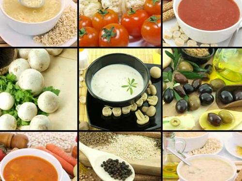 Bệnh nhân ung thư: Ăn những loại thực phẩm nào cho khỏe? - Ảnh 12
