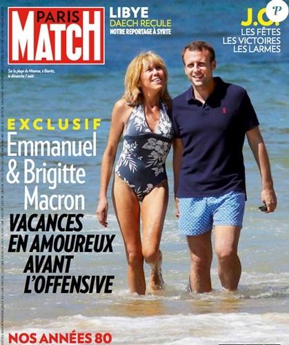 Bí quyết giữ sắc đẹp của tân phu nhân tổng thống Pháp  - Ảnh 3