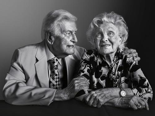 Ngạc nhiên với bí quyết sống lâu của những cụ già trăm tuổi - Ảnh 4