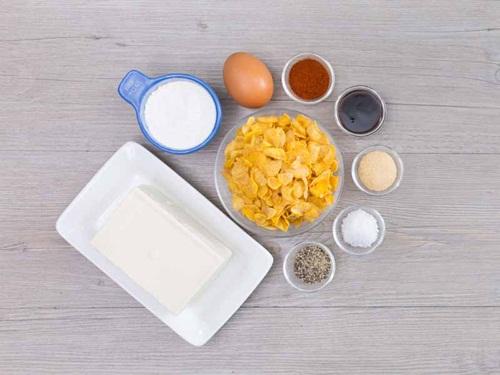 Cách làm món viên Nugget nổi tiếng của Mc Donal dành cho người ăn chay - Ảnh 1