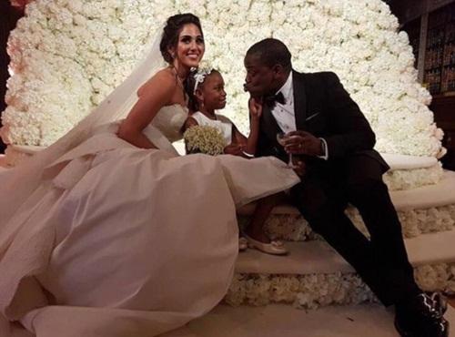 Giật mình với đám cưới 6,3 triệu đô của con nhà giàu ở đất nước nghèo của thế giới - Ảnh 10