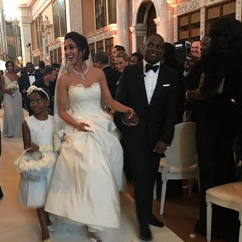 Giật mình với đám cưới 6,3 triệu đô của con nhà giàu ở đất nước nghèo của thế giới - Ảnh 2
