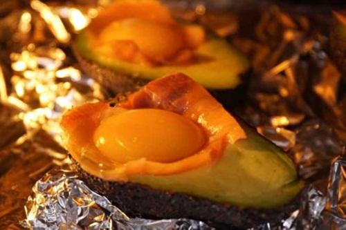 Cá hồi hun khói nướng quả bơ - ngon và giàu dưỡng chất - Ảnh 5
