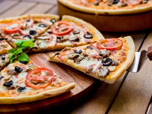 Bí quyết để bạn vẫn ăn bánh pizza mà không lo bị béo - Ảnh 11