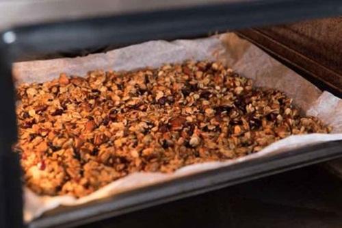 Tự làm ngũ cốc ăn sáng kiểu Mỹ tại nhà - Ảnh 6
