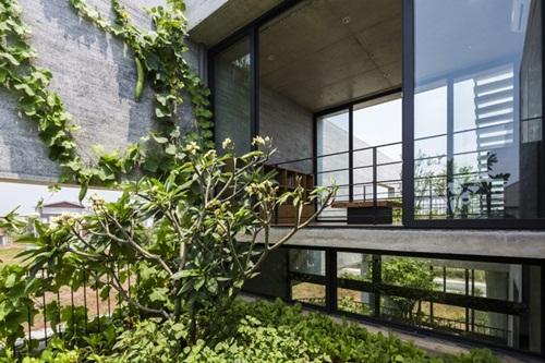 Cận cảnh ngôi nhà Việt lọt top 11 kiến trúc mới ấn tượng nhất hành tinh - Ảnh 6