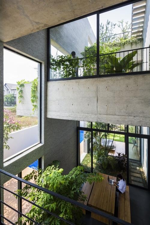 Cận cảnh ngôi nhà Việt lọt top 11 kiến trúc mới ấn tượng nhất hành tinh - Ảnh 5