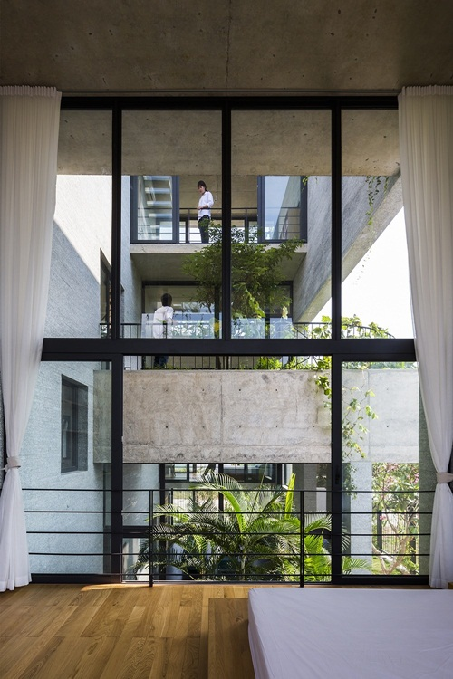 Cận cảnh ngôi nhà Việt lọt top 11 kiến trúc mới ấn tượng nhất hành tinh - Ảnh 2