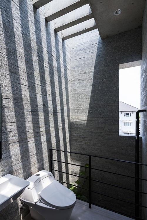 Cận cảnh ngôi nhà Việt lọt top 11 kiến trúc mới ấn tượng nhất hành tinh - Ảnh 3
