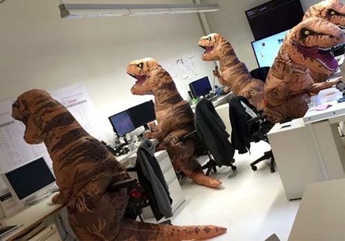 Chết cười với những hình ảnh hài hước của dân văn phòng - Ảnh 6