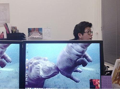 Chết cười với những hình ảnh hài hước của dân văn phòng - Ảnh 8