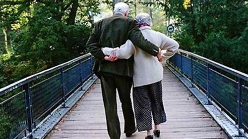 Tình già hay chết già cùng nhau? - Ảnh 1