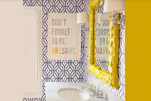 6 cách đơn giản biến phòng tắm của bạn trở nên sang trọng hơn - Ảnh 6